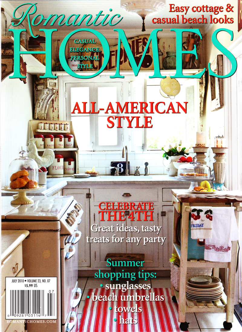 Featured In Romantic Home Magazine European Garden Design
